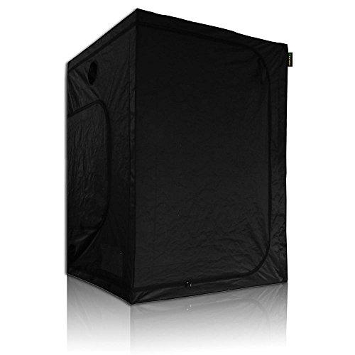 "41spuYAM5CL - LAGarden 60""x60""x84"" 100% Reflective Mylar Hydroponics Indoor Grow Tent Non Toxic Planting Room 5'X5'X7'"