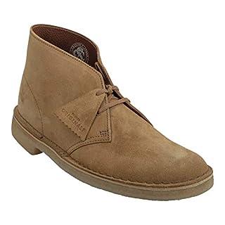 Clarks Men's Desert Chukka Boot, Oak Suede, 070 M US (B078H4FN4X)   Amazon price tracker / tracking, Amazon price history charts, Amazon price watches, Amazon price drop alerts