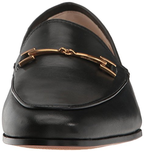 Sam Edelman Dames Loraine Loafer Zwart Leer