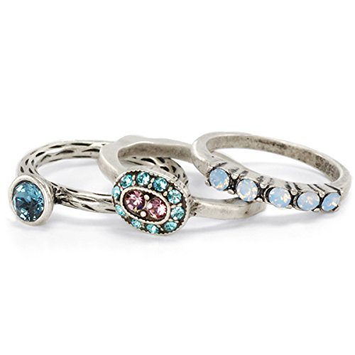 Stacking Boho Rings