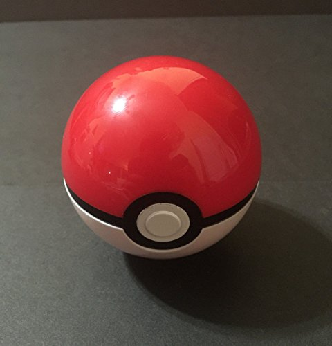 [USA Seller POKEMON Go Pokeball Pop-up BALL Game Toy Ash Ketchu Poke Ball] (Weed Bag Costume)