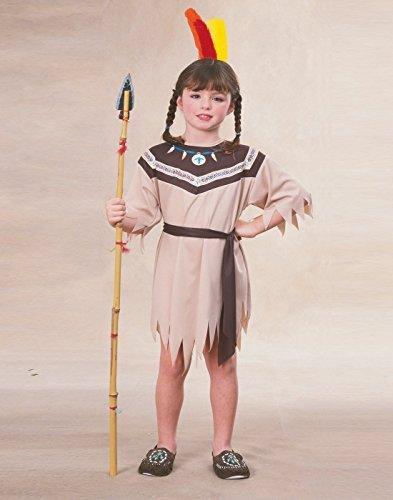 Native Amer Princess Child Ct S