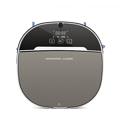 WowHo NV-01 Robot Vacuum Cleaner with Mechanical Remote Cont