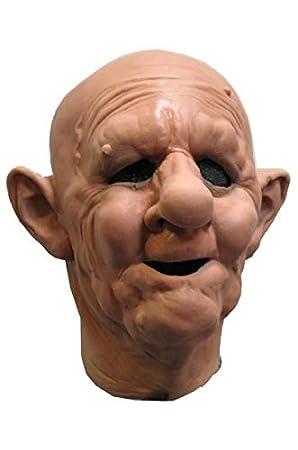 máscara abuelo