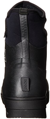 Bogs Men's Turf Stomper Insulated Work Boot, Black, 12 M US by Bogs (Image #2)