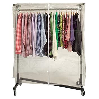 rswfsq garment llc square display collapsible rack collections racks daniels tubing