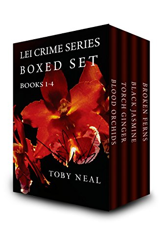 Lei Crime Series Boxed Set: Books 1-4 Toby Set