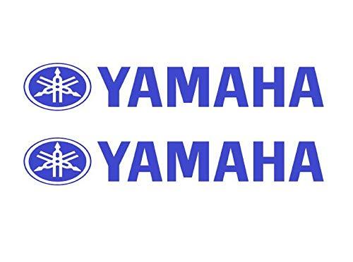 (Yamaha motorcycle sticker 6