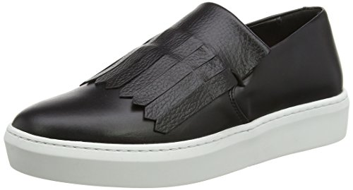 Filippa K Shoes Ally Slip-On Shoe, Sneaker Basse Donna Black (Black)
