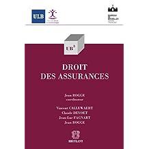 Droit des assurances (UB3 t. 42) (French Edition)