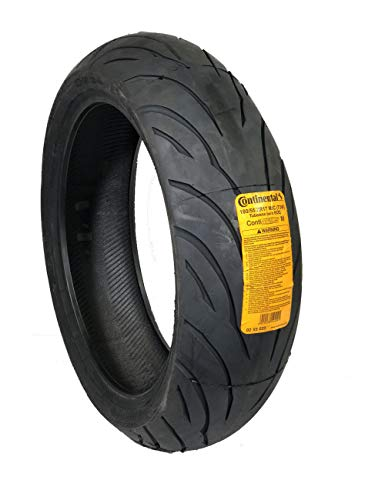 CONTINENTAL MOTION Tire Set 120/70zr17 Front & 180/55zr17 Rear 180 55 17 120 70 17 2 Tire Set by Continental (Image #4)