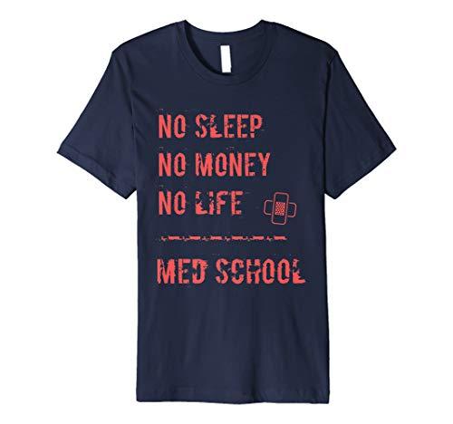 Funny Doctor Medical School T Shirt med school gift tee ()