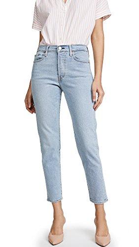 Levi's Women's Wedgie Icon Jeans, Bauhaus Blues, 25
