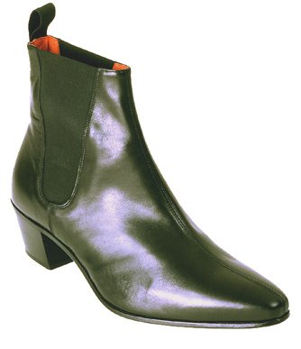 9158f663980 Amazon.com  The Original Beatles Boots - Cavern Boot - Black Calf - 2