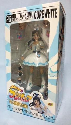 en venta en línea [WF 2010 2010 2010 Exclusive] Gutto Kuji Figura Collection 26 - Futari wa Pretty Cure [Cure blanco] (japan import)  marcas de moda