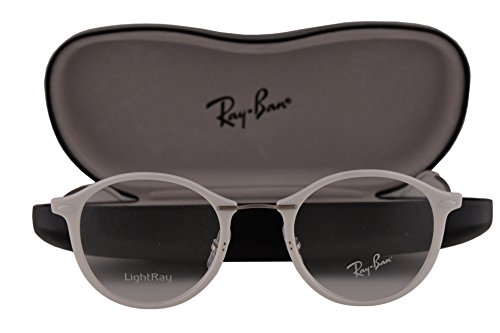 766eb0a8688 Ray Ban RX7073 Eyeglasses 47-21-140 Shiny White 5618 RB7073 - Buy Online in  Oman.