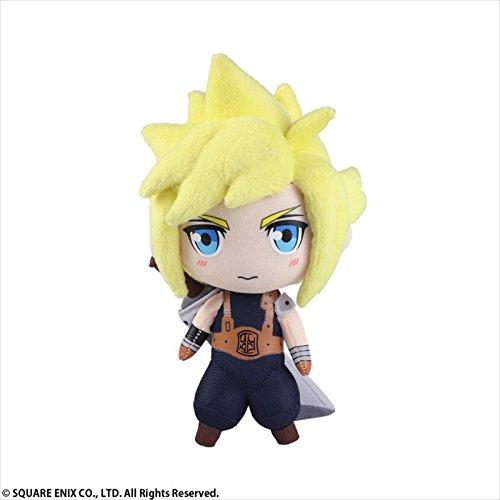 Square Enix Final Fantasy Ffvii Mini Cloud Strife Stuffed