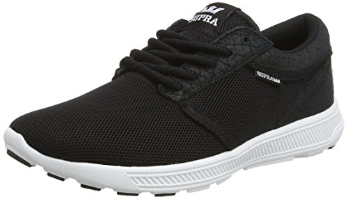 Sneakers Unisex White Hammer Supra Black Blk Nero Run wFEBPqT