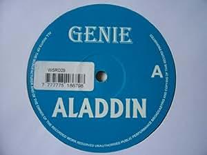 """ALADDIN/CHRISTINA AGUILERA Genie UK 12"""""""