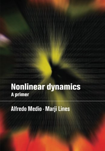 Read Online Nonlinear Dynamics: A Primer pdf