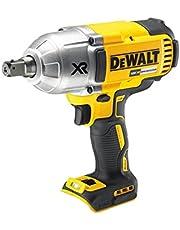 Dewalt DCF899N-XJ Bezszczotkowy Klucz Udarowy, Żółto/Czarny, 950 Nm