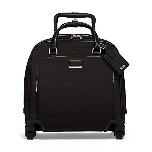 Price comparison product image TUMI - Larkin Santos Compact Carry-on - Black / Silver