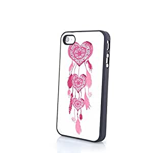 Generic Personalized Dream Catcher Colorful iPhone 4/4S Hard Case PC Cover Protector Matte Shell