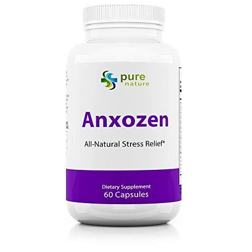 PureNature Anxozen - Natural Anti-Anxiety Formula