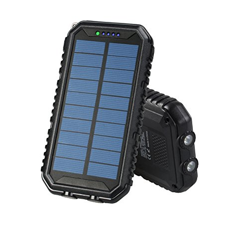 Best Solar Charger For Hiking - 5