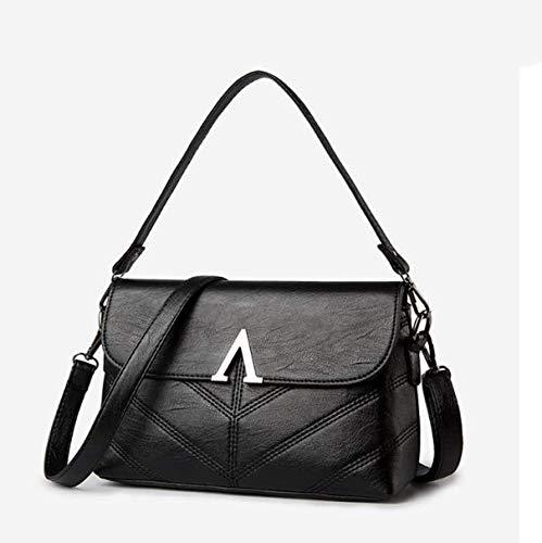 Unique Épaule Simple Sac Grande Bag D'Âge Sac WANGQW Messenger Belle Capacité Seniors Mère Nouvelle Moyen Sac Sauvage Femme Mère 05qxYUw