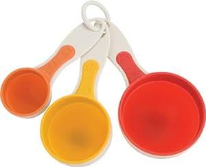 Trudeau Flipper Set of 3 Measuring Cups
