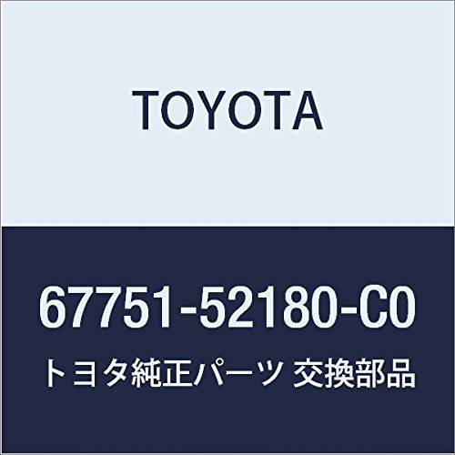 Genuine Toyota 67751-52180-C0 Door Trim Board
