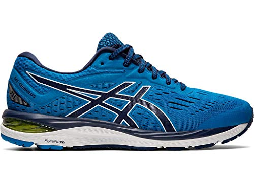 ASICS Men's Gel-Cumulus 20 Running Shoes, 11M, Race Blue/Peacoat