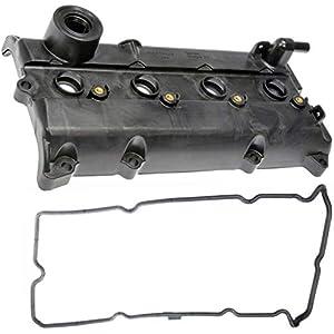 MOSTPLUS Engine Valve Cover Tube Seals Gaskets Set for 02-06 Nissan Altima Sentra L4