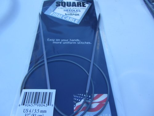 Kollage Square Circular 32 inch Knitting product image