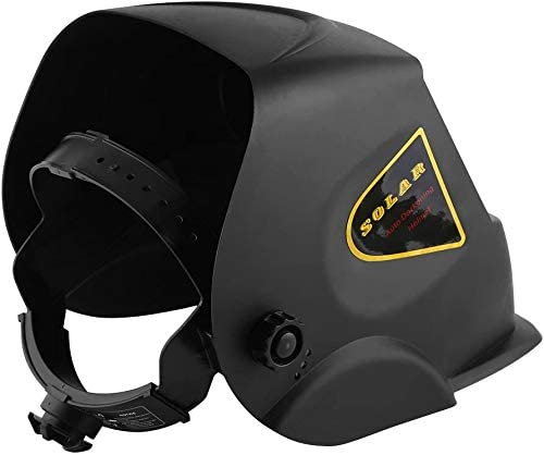 Careta Soldar Automatica pantalla solar casco de protecci/ón Casco de Soldadura Casco de Soldadura con Protecci/ón UV m/áscara de soldadura
