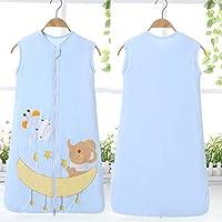 Baby Sleep Nest Wearable Blanket Sleep Sack (Blue)