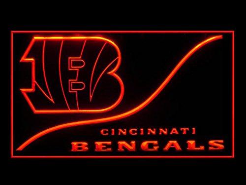 (Cincinnati Bengals Cool Led Light Sign)