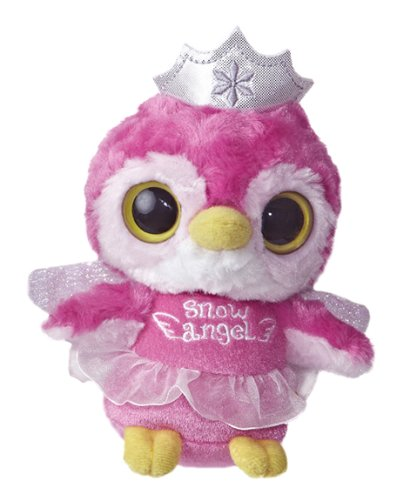 Aurora World YooHoo Kookee Snow Angel Plush Toy, 5 by Aurora World