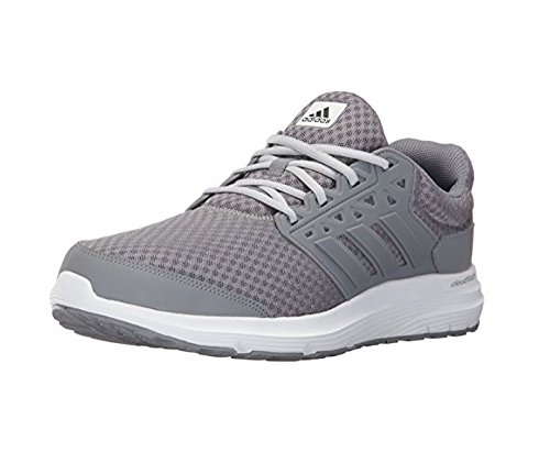 adidas Men's Galaxy 3 m Running Shoe, Grey/Grey/Clear Grey, 11.5 Medium US