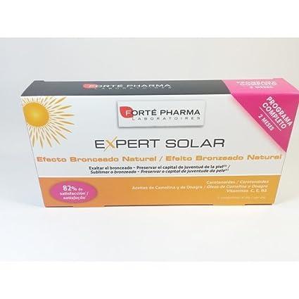 EXPERT SOLAR 56 COMPRIMIDOS de Forté Pharma