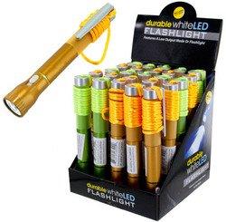 Bulk Buys LED Flashlight Pen Countertop (Pen Counter Display)