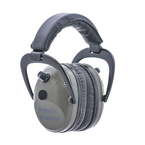 Pro Ears - Pro Tac Plus Gold - Military Grade Electronic Hearing Protection and Amplification