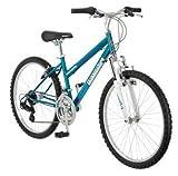 24' Granite Peak Girls' Mountain Bike, Teal by Roadmaster