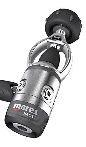 - Mares 12S 1st Stage Regulator Only