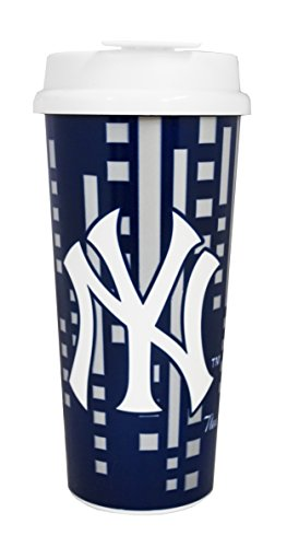 MLB New York Yankees Travel Cup, 16-ounce