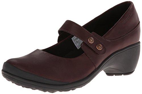 Merrell Women's Veranda Emme Slip-On Shoe,Burgundy,9.5 M US