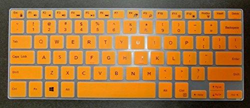 Keyboard Skin Cover for Dell Inspiron i7368 13-5378 i5378 13-7368 i7368 15-7569