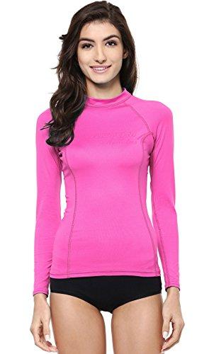 Phantom Aquatics Women's UV Protection Long Sleeve Rash Guard