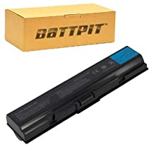 Battpitt™ Laptop / Notebook Battery Replacement for Toshiba Satellite L450-037 (6600 mAh) (Ship From Canada)